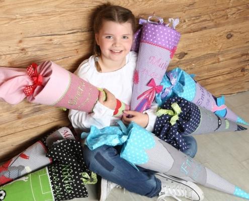 Wir haben neue Modelle zu unserer Schultüten-Kollektion hinzugefügt. Durchstöbern Sie doch unseren Online-Shop danach!