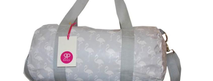 Reisetasche mit Flamingos