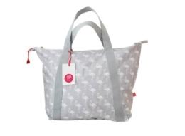 Einkaufstasche mit Flamingos
