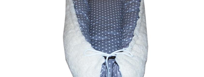 Babynest zur sicheren Lagerung von Neugeborenen