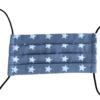 Gesichtsmaske-Basic-Sterne-grau