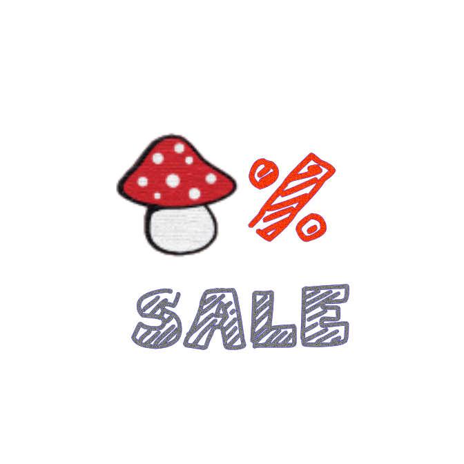 Sale / Sonderangebote im Glueckspilz Shop