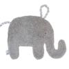 Schauen Sie Sich hier unserem Schmusetier Elefant von der Rueckseite an