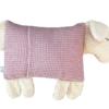 Hier gelangen Sie zur Rückansicht unseres Kuscheltier Kissens Schaf
